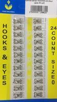 Крючки металлические HOOKS0-42