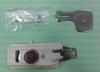 Приспособление к швейной машине для обметывания петель 1371