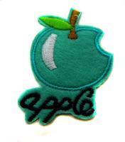 Аппликации яблоко AP044-51