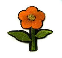 Аппликации цветы термоклеевые AP039-32