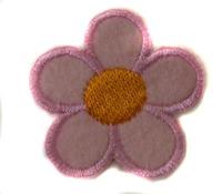 Аппликации цветы AP04-34
