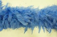 Боа из перьев курицы BOA150g-16-2Y