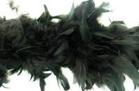 Боа из перьев курицы BOA80g-3-2Y