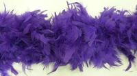 Боа из перьев курицы BOA150g-43-2Y