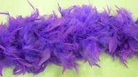 Боа из перьев курицы BOA150g-48-2Y