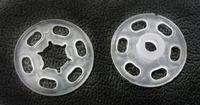 Кнопки пришивные прозрачные KPP07