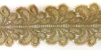 Кружево гипюр с люрексом KGIP03-41