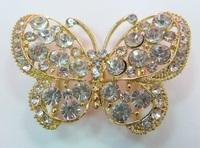 Пряжка бабочка PR08-41