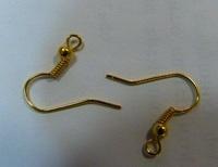 Основа для сережек (швензы) крючок SHW01-41