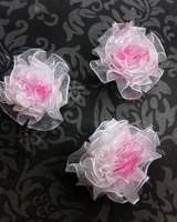 Цветы из капрона КЦ014-34