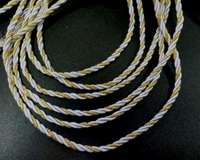 Шнур металлизированный крученый SHNURM3-1-41