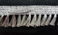 Бахрома металлизированная 11199-42-12м