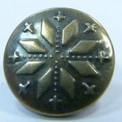 Кнопки металлические с рисунком KM9