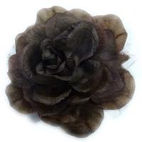 Цветы на заколке КЦ303-29