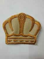 Аппликации корона AP016-24-25
