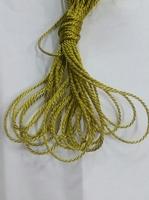 Шнур металлизированный крученый SHNURM2-77