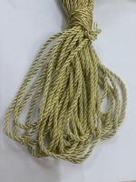 Шнур металлизированный крученый SHURM3-78