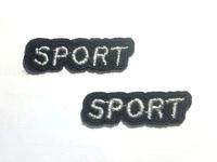 Аппликации спорт 8016-42