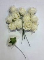 Цветы из фоамирана TSF2-2