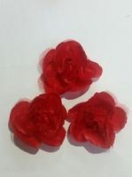 Цветы пришивные Ts7-3sm-4