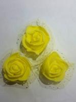 Цветы из фоамирана TSF1-9