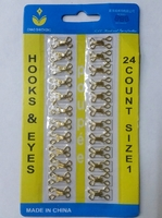 Крючки металлические HOOKS1-41