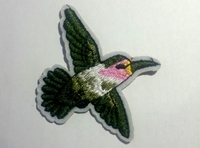 Аппликации птицы AK40-18