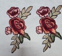 Аппликации-лейсы цветы 4071-4