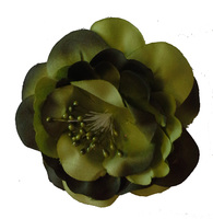 Цветок на заколке КЦ275-2