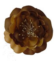 Цветок на заколке КЦ275-5