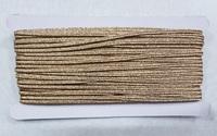 Сутаж металлизированный с люрексом 4623457-0,3-24