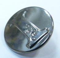Кнопки металлические с рисунком KM3