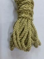 Шнур металлизированный крученый SHNURM6-78