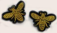 Аппликации насекомые AK391-41