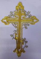 Аппликации крест AK530-41