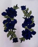 Аппликации цветы 3D AP220-12