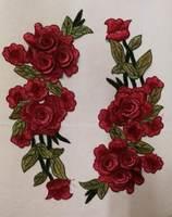 Аппликации цветы 3D AP220-37