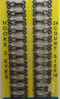 Крючки металлические HOOKS10-3