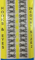 Крючки металлические HOOKS2-3