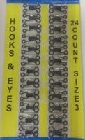 Крючки металлические HOOKS3-3