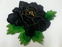 Аппликации цветы AP06-3-18