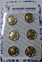 Кнопки пришивные KPM2-41