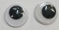 Глазки клеевые GZK1-18mm-20