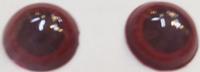 Глазки клеевые GZK3-10mm-30 (коричневые) в уп.24шт.