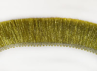 Бахрома металлизированная 455-41