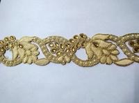Тесьма декоративная 9005-41