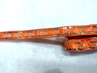 Тесьма с пайетками декоративная TDP3-32-8Y