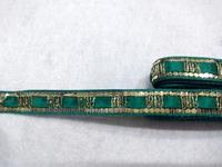 Тесьма с пайетками декоративная TDP3-18-8Y