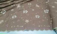 Ткань с вышивкой TKV-28