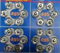 Кнопки пришивные для одежды LEO15-42